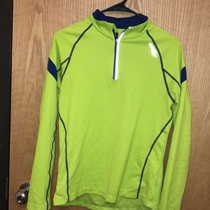 Sport wicking athletic top